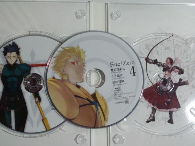 『Fate/Zero』 Blu-ray Disc Box I  5