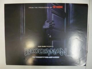 映画輸入版ポスター 「ブギーマン」