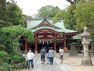 久伊豆神社3