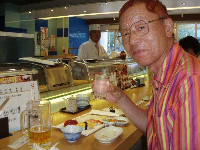 12-07 -17東京 (16)寿司屋