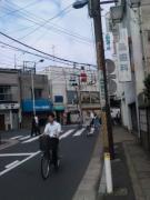 5渡辺洋品店3つめの交差点