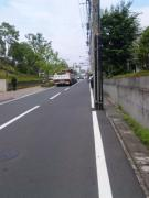 3最初の交差点から東京機械まで