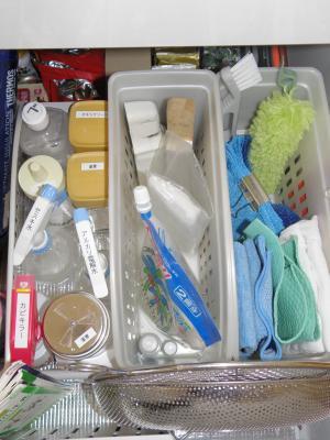 濡らす掃除道具