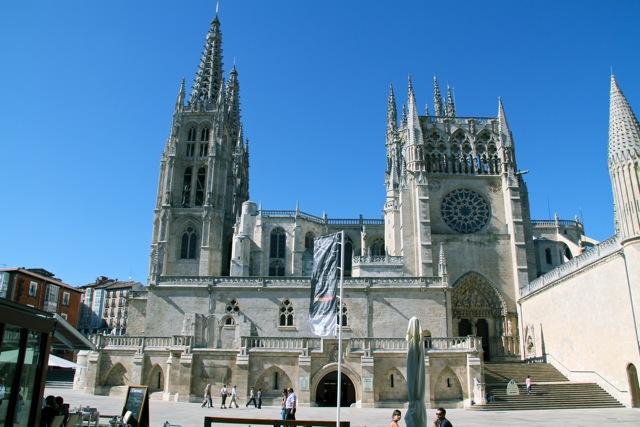 Camino de Santiago Day 12 Burgos Cathedral - 001