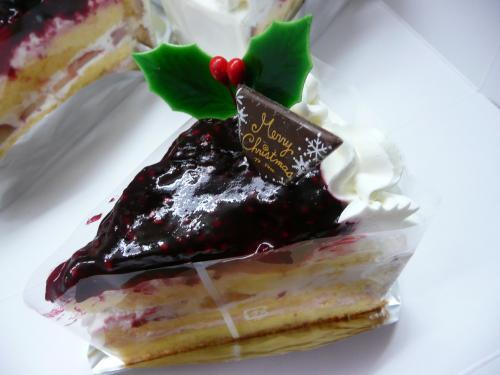 ベリーなケーキ②