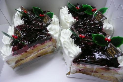 ベリーなケーキ①