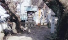 秋葉神社・六所神社境内