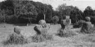 人形ヶ原の石人