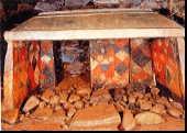 チブサン古墳石室