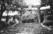 英彦山・銅の鳥居