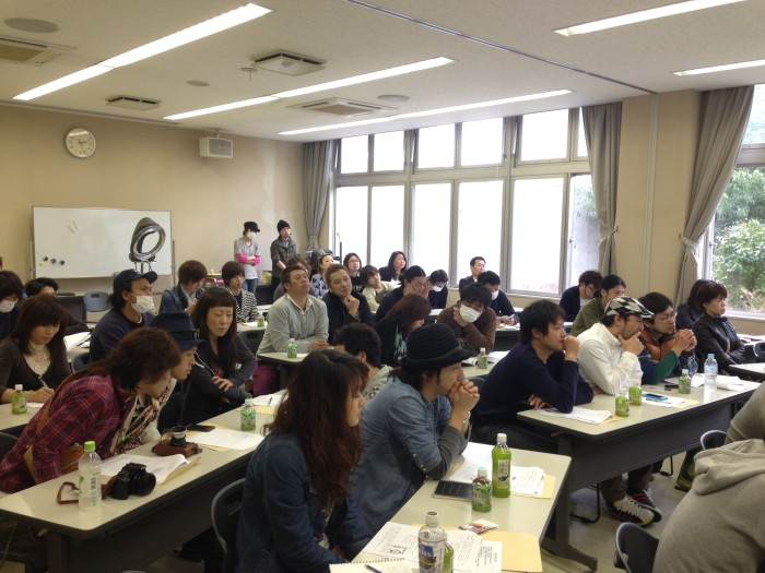 アズテック クリープパーマ HRBK 講習 金沢