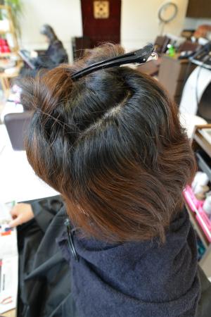 ライス縮毛矯正1