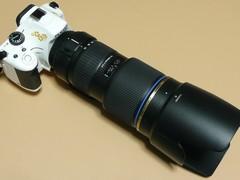 SP AF70-200mm F/2.8 Di 装着