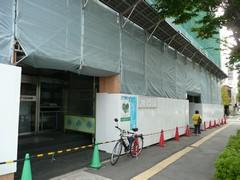 FM長野 外壁工事