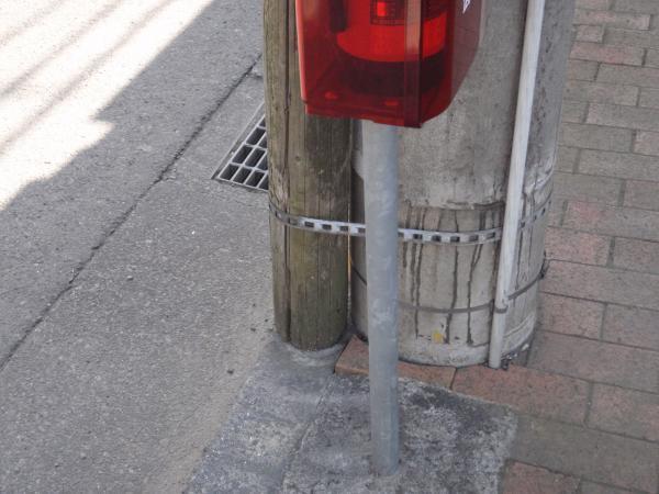 木製電柱3