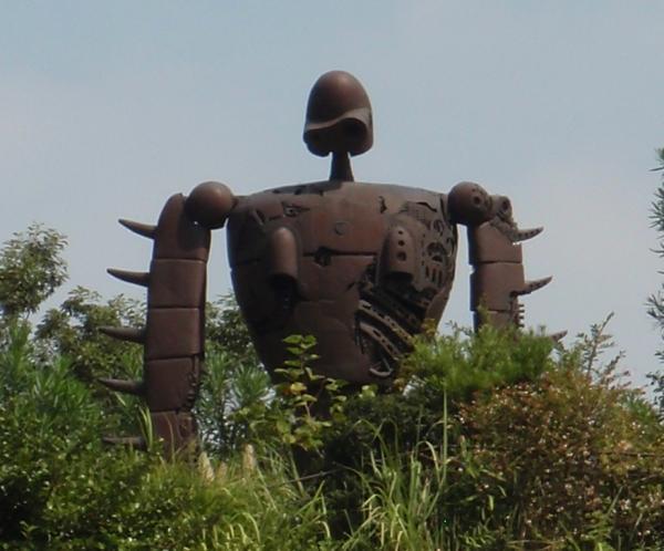 ジブリ美術館2