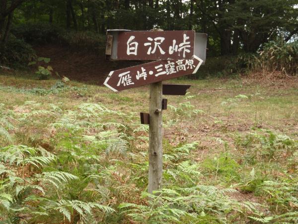白沢峠廃車4