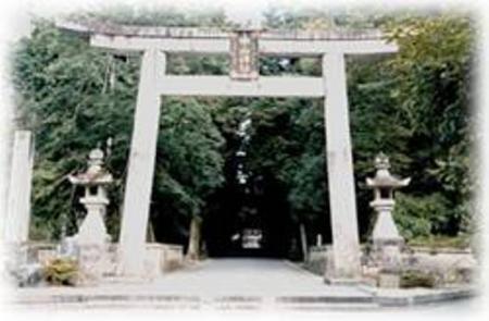 中山神社写真