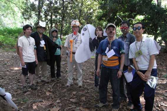 201108096森の仮装パーティー