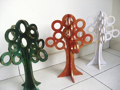 クリスマスツリー(木の実)6