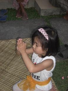 4歳のナンマイ
