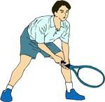 テニス素材