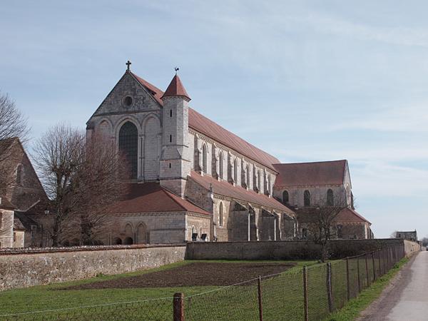 ポントネー修道院1