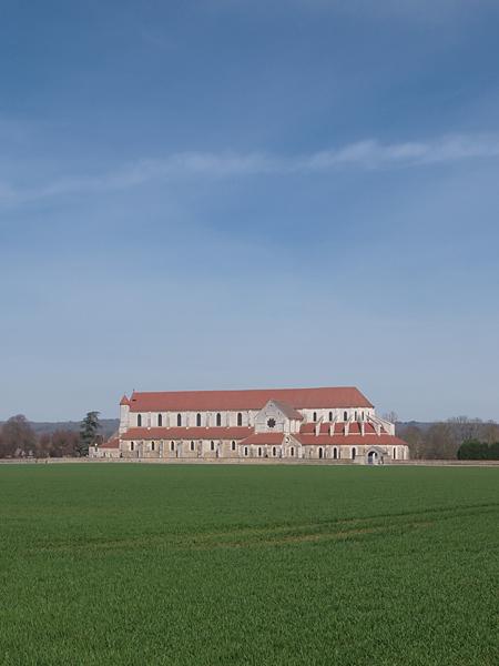 ポントネー修道院3