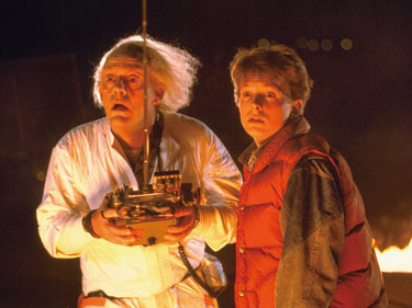 Back to the Future(Wikipwdia)