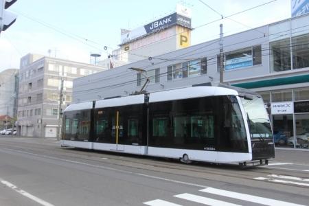 札幌市電。_800