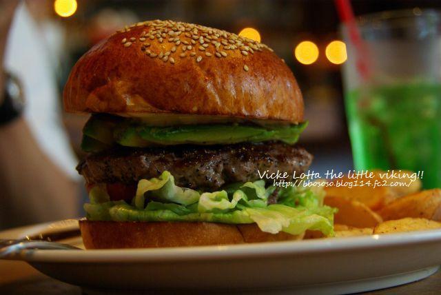 原宿ハンバーガー 122