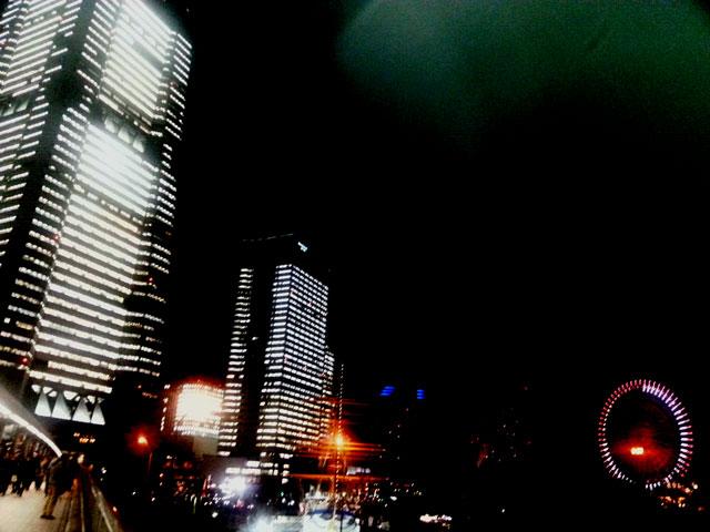 横浜みなとみらい全館点灯2013(2)