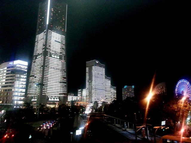 横浜みなとみらい全館点灯2013(3)