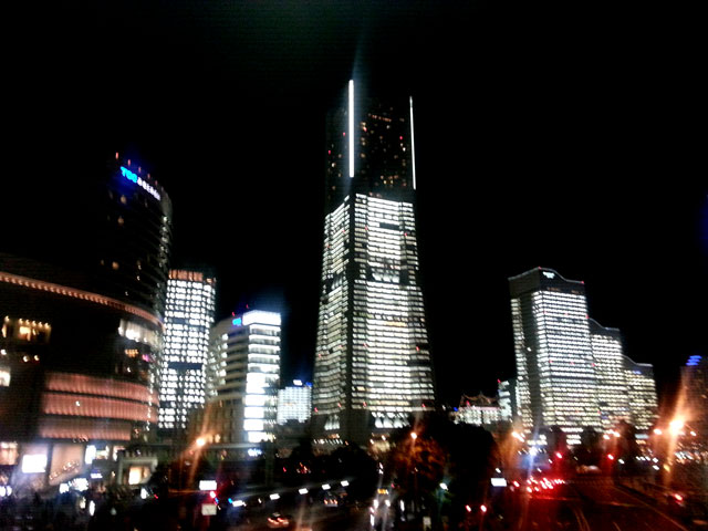 横浜みなとみらい全館点灯2013(4)