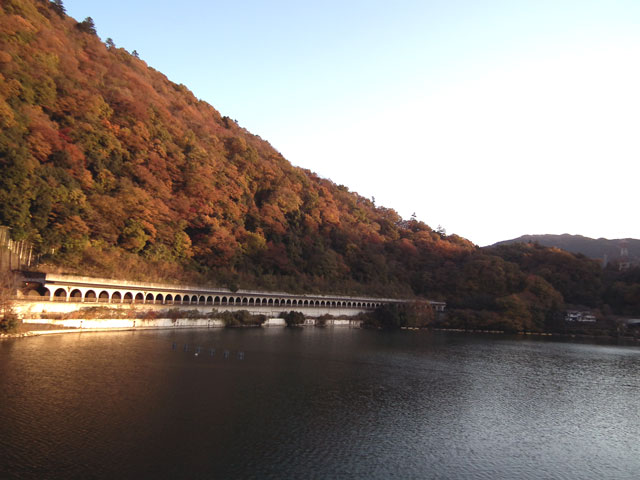 相模湖湖畔の紅葉(7)