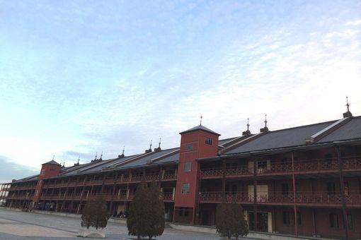 073-赤レンガ倉庫全景