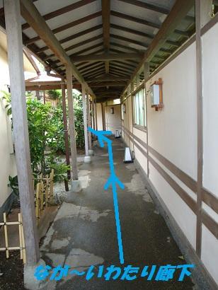 アンジン(長い渡り廊下)