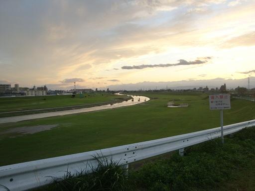 ゴルフ場 矢田川 2