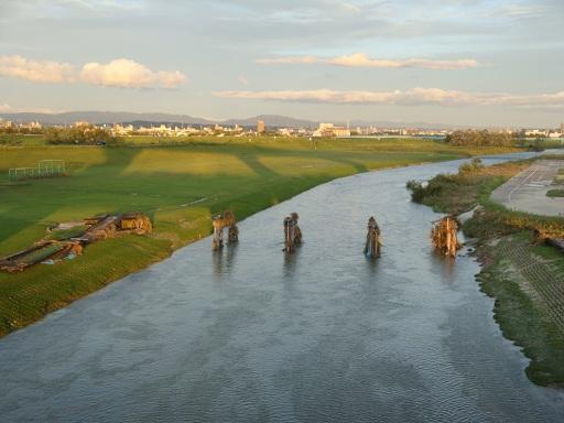 ゴルフ場の橋 1