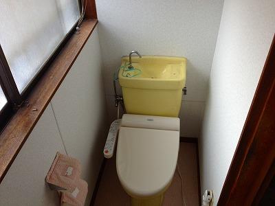 トイレ補修 (7)