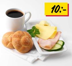朝食10スウェーデン