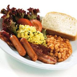 朝食19ノルウェー