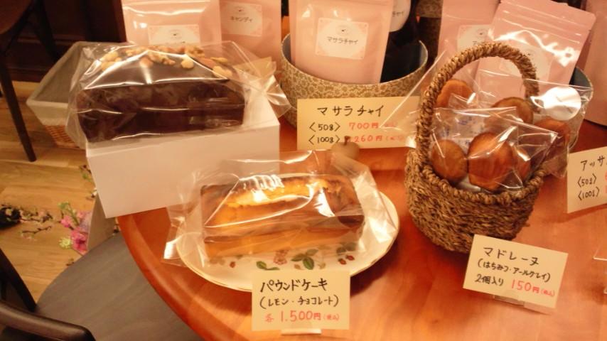 販売用焼菓子