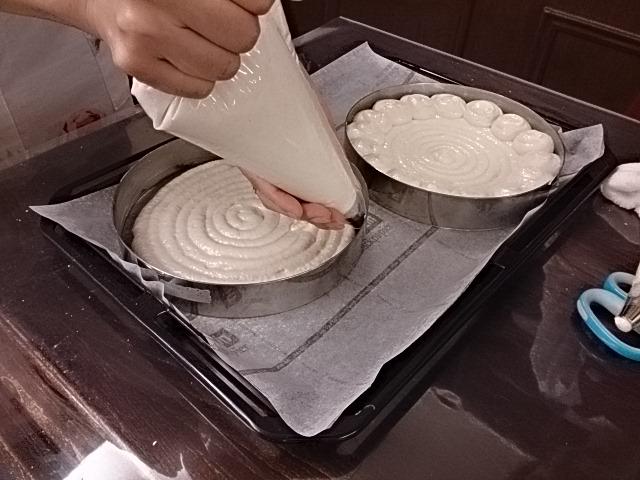 ケーキ教室の様子2