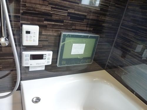 お風呂にワンセグTV
