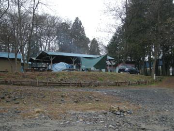 上小川キャンプ場7