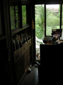 カフェ閑居9