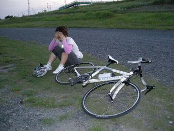 桐生足利藤岡サイクリングロードを走る4