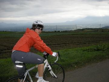 嬬恋サイクリング?1