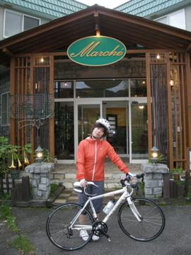 嬬恋サイクリング?3